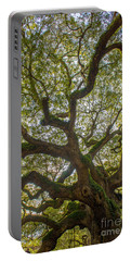 Island Angel Oak Tree Portable Battery Charger