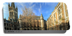 University Of Glasgow Portable Battery Charger