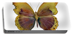 84 Gold-banded Glider Butterfly Portable Battery Charger