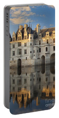 Chateau Chenonceau Portable Battery Charger