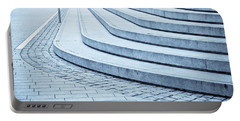 Concrete Steps Portable Battery Charger