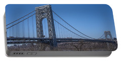 George Washington Bridge Portable Battery Charger