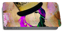 Steven Tyler Collection Portable Battery Charger