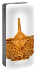 Wicker Basket Number Four Portable Battery Charger