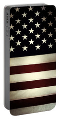 American Flag 60 Portable Battery Charger