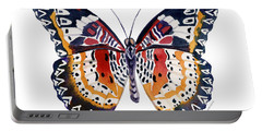 94 Lacewing Butterfly Portable Battery Charger