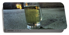 A Beer Mug In An Alley  Portable Battery Charger