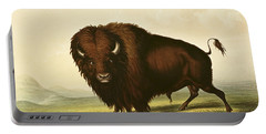 A Bison Portable Battery Charger