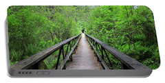 A Bridge To Somewhere Portable Battery Charger by MTBobbins Photography