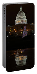 A Capitol Reflection Portable Battery Charger