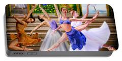 A Dance For All Seasons Portable Battery Charger