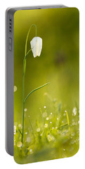 A Fairies' Place IIi _snake's Head Fritillary Portable Battery Charger