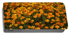 A Field Of Poppies Portable Battery Charger