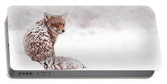 A Red Fox Fantasy Portable Battery Charger