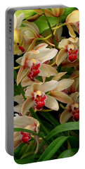 Portable Battery Charger featuring the photograph A Gathering by Rodney Lee Williams