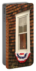 A Light In The Window Portable Battery Charger by Jean Goodwin Brooks