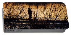Portable Battery Charger featuring the photograph A New Day by Robyn King