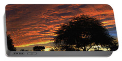 A Phoenix Sunset Portable Battery Charger by Tom Janca