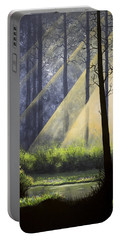 A Quiet Place Portable Battery Charger