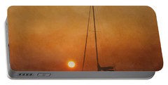 A Ship In The Night Portable Battery Charger