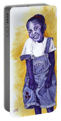 A Smile For You From Haiti Portable Battery Charger