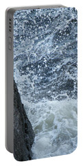 A Stillness In The Storm  Portable Battery Charger by Brian Boyle