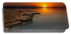 A Sunset Portable Battery Charger