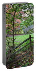 Portable Battery Charger featuring the photograph A Time For Reflection by Bruce Bley