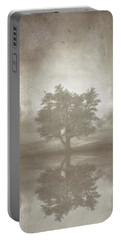 A Tree In The Fog 3 Portable Battery Charger