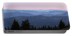 A View From Timberline Portable Battery Charger