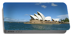 A View Of The Sydney Opera House Portable Battery Charger