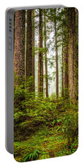 A Walk Inthe Forest Portable Battery Charger