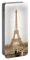 A Walk Through Paris 5 Portable Battery Charger