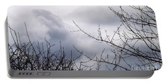 Portable Battery Charger featuring the photograph A Winter's Day by Robyn King