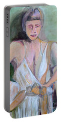 A Woman In Love Portable Battery Charger