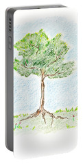 A Young Tree Portable Battery Charger