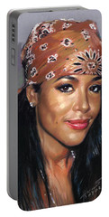 Aaliyah Portable Battery Charger