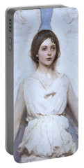 Abbott Handerson Thayer Angel 1886 Portable Battery Charger