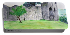 Abergavenny Castle Portable Battery Charger