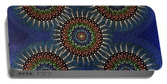 Aboriginal Inspirations 16 Portable Battery Charger