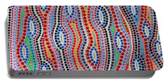 Aboriginal Inspirations 2 Portable Battery Charger