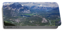 Above Banff Portable Battery Charger