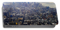 Above New York Portable Battery Charger