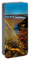 Above The Falls Portable Battery Charger