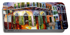 Absinthe House New Orleans Portable Battery Charger