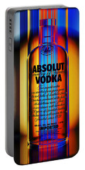 Absolut Abstract Portable Battery Charger