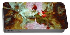 Abstract Artwork 07 Portable Battery Charger