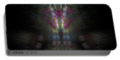 Abstract Artwork 14 Portable Battery Charger