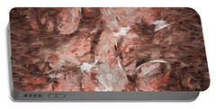Abstract Artwork 16 Portable Battery Charger