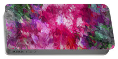 Abstract Artwork 17 Portable Battery Charger